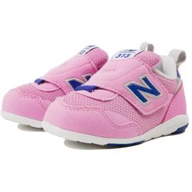 (NB公式)【ログイン購入で最大8%ポイント還元】 キッズ IT313 FIRST PK (ピンク) スニーカー シューズ 靴 ニューバランス newbalance