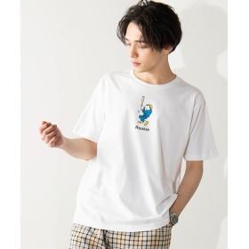 [マルイ]【セール】ヒューマンユニークTシャツ/ウィゴー(メンズ)(WEGO)