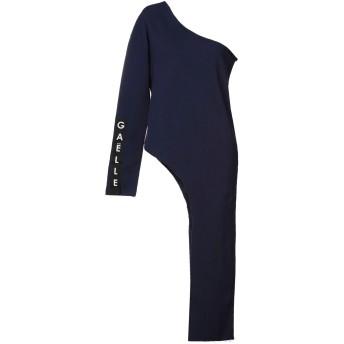 《9/20まで! 限定セール開催中》GALLE Paris レディース スウェットシャツ ダークブルー 2 コットン 100%