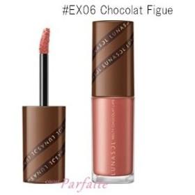 リップ(口紅) ルナソル -LUNASOL- メルティショコラリップス #EX06 Chocolat Figue 3.8g メール便対応