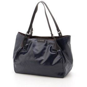 40%OFF LA BAGAGERIE (ラバガジェリー) EMAILLERトートバッグ ネイビー