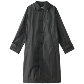 SALE 【30%OFF】 HELIOPOLE エリオポール 【Traditional Weatherwear】ポケッタブルナイロンコート チャコールグレー
