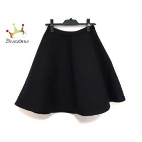 ニールバレット NeilBarrett スカート サイズ36 S レディース 新品同様 黒  値下げ 20190909