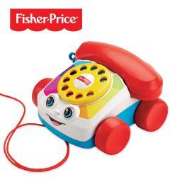 奇哥 Fisher-Price 費雪 經典可愛電話