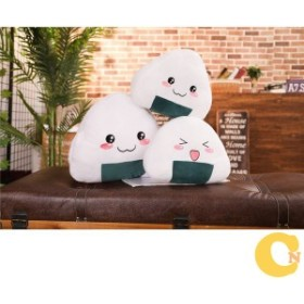 ぬいぐるみ 抱き枕 クッション  おにぎり 大きい ふわふわ インテリア雑貨 食店飾り 開店 ギフト 30cm