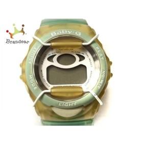 カシオ CASIO 腕時計 Baby-G BGM-100 レディース G'MIX 白 新着 20190622