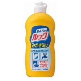 「ライオン」 おふろのルック みがき洗い 400g 「日用品」
