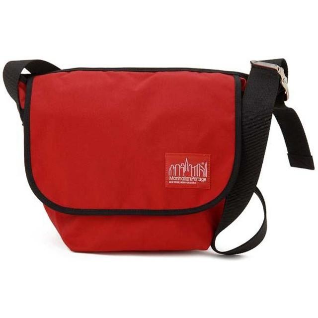 マンハッタンポーテージ メッセンジャーバッグ ショルダーバッグ レッド Manhattan Portage 1605V-RED ブランド