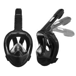 [THENICE] 雙管呼吸摺疊浮潛面罩