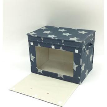 【salut!:収納家具】2オープン収納ボックス STAGY