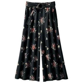 [マルイ] ひんやり涼しいカットジョーゼットパンツ/ジーラ バイ リュリュ(ファッション)