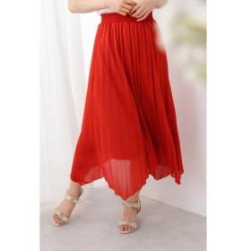 [マルイ]【セール】エアリープリーツスカート/プロポーションボディドレッシング(PROPORTION BODY DRESSING)
