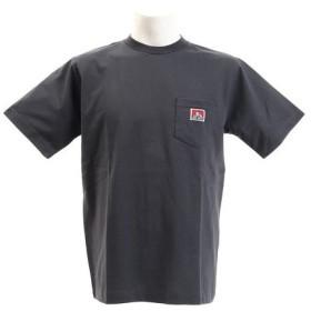 BEN DAVIS ピスネーム ポケット付きTシャツ 9580000-CHA (Men's)