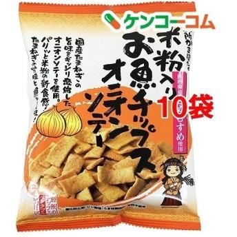 別所蒲鉾 米粉入りお魚チップスオニオン 33665 ( 40g10コセット )