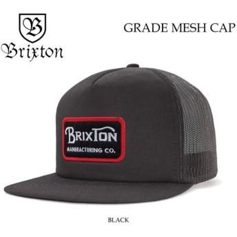 2018 Brixton キャップ スナップバック GRADE MESH CAP ブリクストン