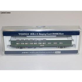 『中古即納』{RWM}2578 JR客車オハネ25-520形(トワイライトエクスプレス) 増結用 Nゲージ 鉄道模型 TOMIX(トミックス)(20030425)