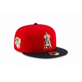 NEW ERA ニューエラ 59FIFTY MLB 2019 July 4th ロサンゼルス・エンゼルス ベースボールキャップ キャップ 帽子 メンズ レディース 8 (63.5cm) 12073072 NEWERA