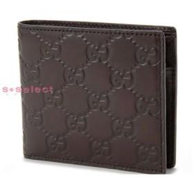グッチ GUCCI 二つ折り財布 146223A0V1R2019 ブラウン ブランド