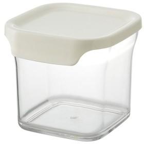 保存容器 リベラリスタ キャニスター レギュラー ホワイト