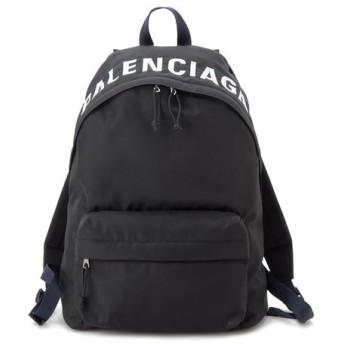 バレンシアガ BALENCIAGA リュック 525162 9F91X 1090 WHEEL ホイール バックパック ブラック メンズ レディース 新品【送料無料】