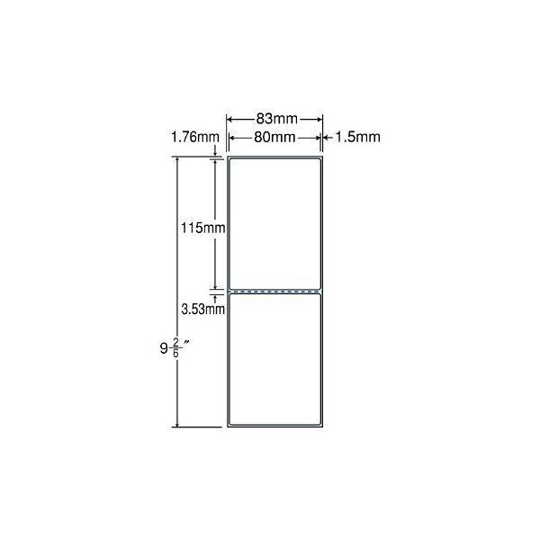 城東テクノ 【直送品】 【個別送料2000円】 Joto KP-M85S2 調整板 (120枚) (85mm) 中規模木造建築物用キソパッキン