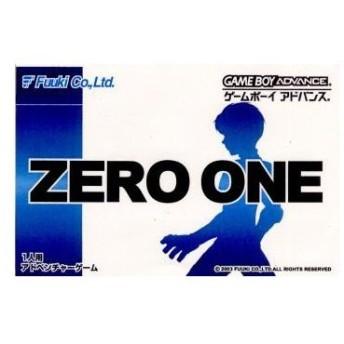 『中古即納』{箱説明書なし}{GBA}ZERO ONE(20030424)