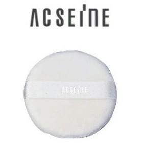 【 定形外 送料無料 】 ソフトフィニッシュ パフ アクセーヌ [ acseine / フィニッシングパウダー PV 用/ スポンジ ]