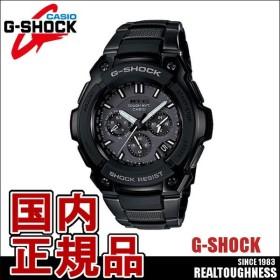 CASIO G-SHOCK ジーショック メンズ 腕時計 MTG-1200B-1AJF 電波ソーラー メタルバンド