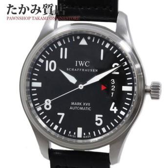 IWC パイロットウォッチマーク17 IW326501 メンズ