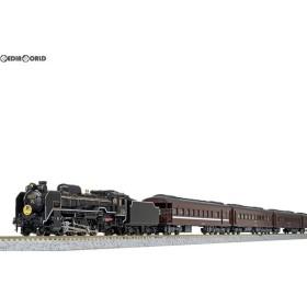 『新品即納』{RWM}10-1499 特別企画品 D51 200+35系 SL「やまぐち」号 6両セット Nゲージ 鉄道模型 KATO(カトー)(20180901)
