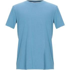 《期間限定 セール開催中》JAGGY メンズ T シャツ アジュールブルー M コットン 100%