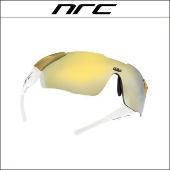 NRC X1RR ホワイトライト ゴールド3 【サングラス】