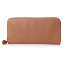 カナナラ KUNUNURRA 牛革ラウンド型長財布 (ブラウン)