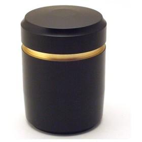 ミニ骨壷 なごみブラック
