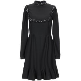 《セール開催中》BLUGIRL BLUMARINE レディース ミニワンピース&ドレス ブラック M ポリエステル 100%