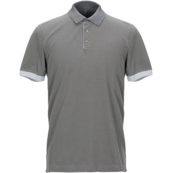 《期間限定セール開催中!》BRUNELLO CUCINELLI メンズ ポロシャツ ミリタリーグリーン XL 100% コットン