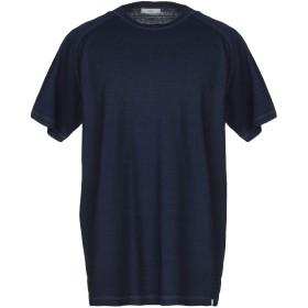 《セール開催中》MINIMUM メンズ T シャツ ダークブルー S コットン 100%