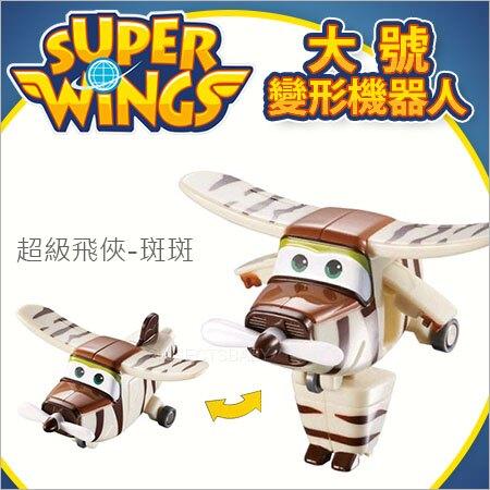 ✿蟲寶寶✿【Super Wings】超級飛俠 帶你環遊世界 大公仔 可變形 BELLO斑斑