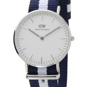 ダニエルウェリントン 腕時計 0602DW Daniel Wellington クラシック グラスゴー クオーツ