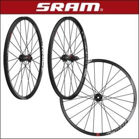SRAM/スラム  Rail50  アルミホイール  26 フロント 15x100mmTA / 20x110mmTA (00.1918.120.000)
