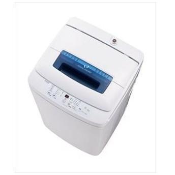 ハイアール 4.2kg 全自動洗濯機 JW-K42H(W)