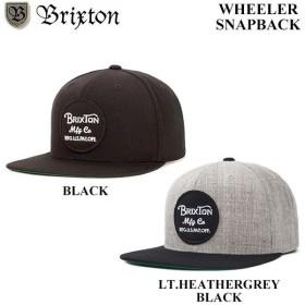 スナップバックキャップ BRIXTON  WHEELER SNAPBACK CAP ブリクストン 帽子