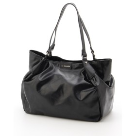 40%OFF LA BAGAGERIE (ラバガジェリー) EMAILLERトートバッグ ブラック