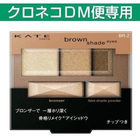 【ネコポス専用】カネボウ KATE ケイト ブラウンシェードアイズN BR-2 スキニー