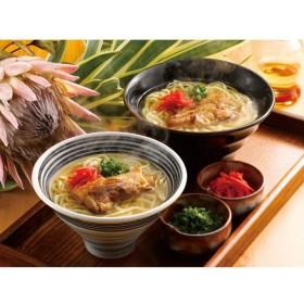 沖縄の味 ソーキそば 12食セット 九州沖縄物産展(直送品)