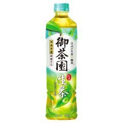 御茶園 日式生茶550ml(24入)