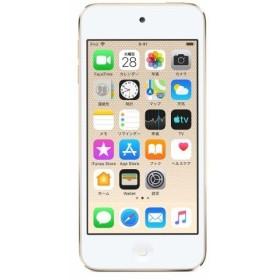 Apple iPod touch (32GB) - ゴールド (最新モデル)