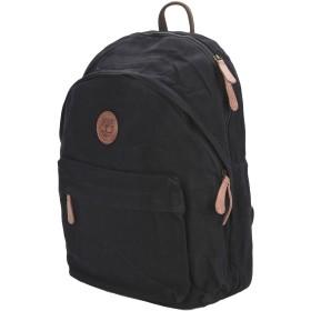 《セール開催中》TIMBERLAND メンズ バックパック&ヒップバッグ ブラック 紡績繊維 / 革