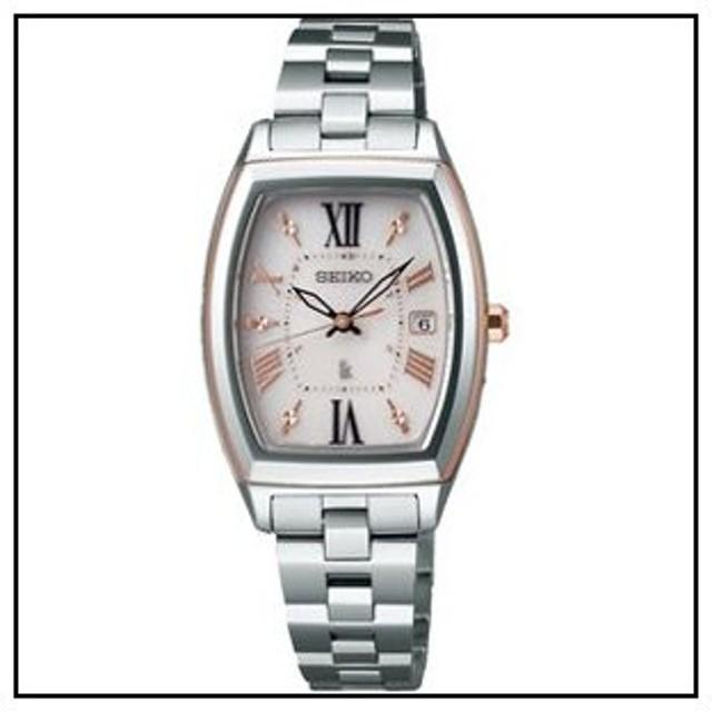 セイコー ルキア  ソーラー 電波 時計 レディース 腕時計 SSQW032