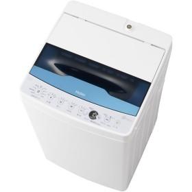 ハイアール JW-CD55A-W ホワイト 簡易乾燥機能付洗濯機(5.5kg)